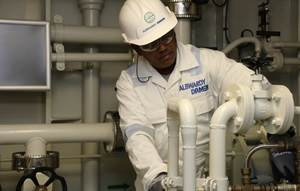 albwardy damen vacancy - plumber