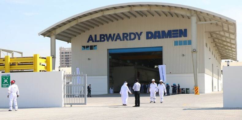 albward damen vacancies 01