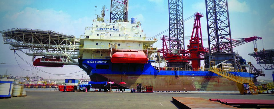 Maintenance, repair and overhaul of offshore vessels