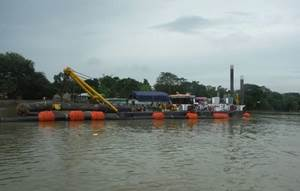 "Cutter Suction Dredger 500 ""Anonno"""