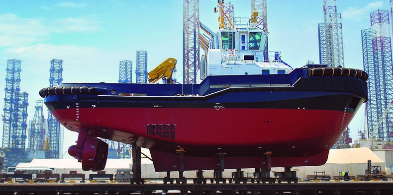 steel and aluminum ship hulls up to 120 metres