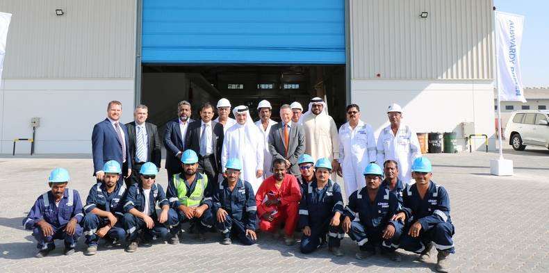 New ship repair facility at Dubai Maritime City