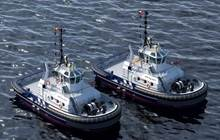Contract signing for two Damen ASD Tugs 2411