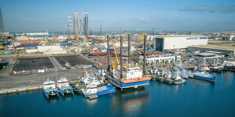 With over 40 years presence in the UAE, it is one of the leading shipyards in the Middle East.