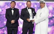 The event was the 16th Seatrade Maritime Awards Middle East, Indian Subcontinent & Africa