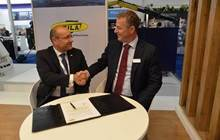 Albwardy Damen has signed a service agreement