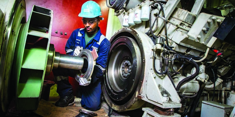mechanical services, shiprepair services, shaft and propeller repairs