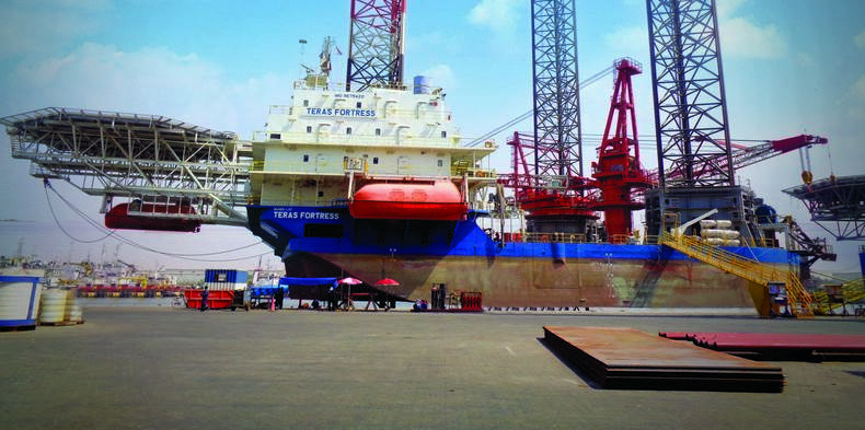 offshore vessels and platforms repairing services United Arab Emirates