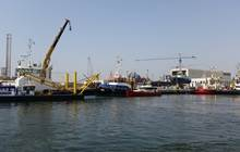 Ports & Terminals, Dredging, and finally Oil & Gas including repair & conversions