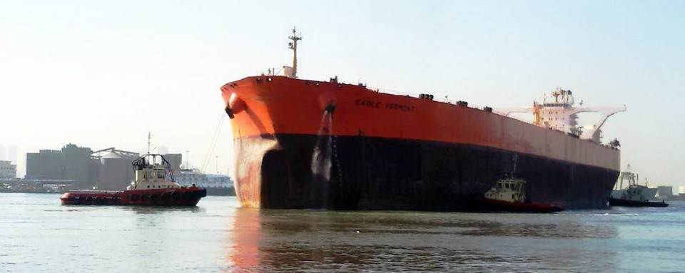 Afloat alternatives to dry docking big steel repairs