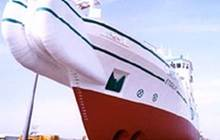 Etisalat – Cableship, conversion in Dubai shipyard
